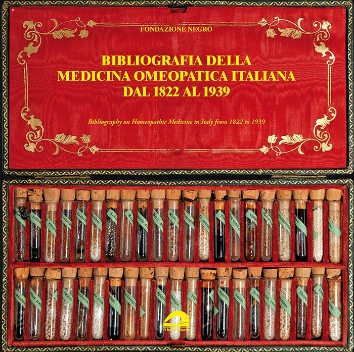 Bibliografia medicina omeopatica
